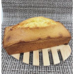 胚芽入り パウンドケーキ プレーン|man-pyo
