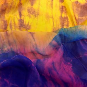 ベリーダンス ベール シルクベール 全5色 ベール シルク ステージグッズ ステージアイテム アクセサリー 衣装 ManasMana manasmana 12