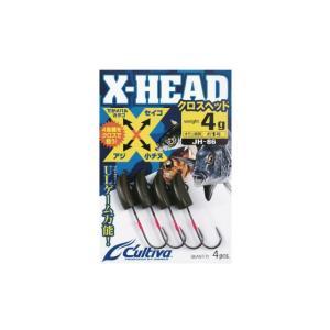 カルティバ(Cultiva)X-HEAD クロスヘッド JH-86