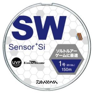 ダイワ UVF SWセンサー+Si 150m ソルトPEライン manboo-shop