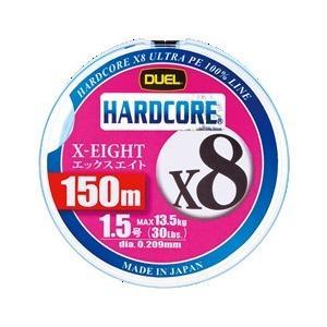DUEL ハードコアX8 200m-0.8号 manboo-shop