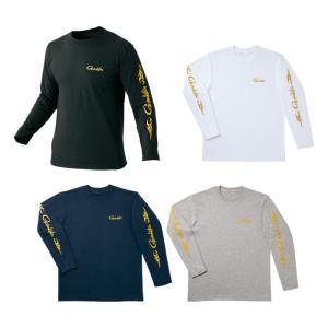 がまかつロングスリーブTシャツGM-3494ブラック|manboo-shop