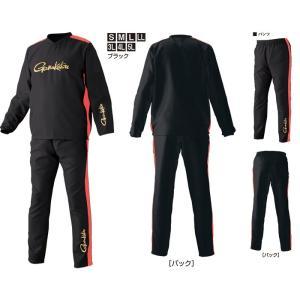 がまかつプルオーバーピステスーツGM-3597 ブラック|manboo-shop