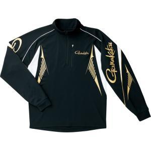 がまかつウエア ジップシャツ GM-3419 Lサイズ|manboo-shop