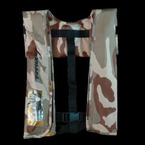 ラムセス 膨張式救命具 ライフジャケット カモフラ|manboo-shop