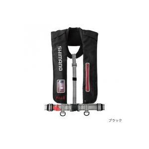 シマノ 自動膨張ラフトエアジャケット VF-051K|manboo-shop