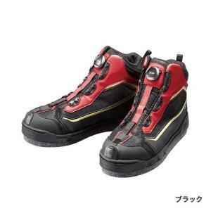 シマノカットラバーピンフェルトシューズFS-155R ブラック|manboo-shop