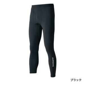 シマノ サンプロテクションタイツ IN-065Q ブラック|manboo-shop