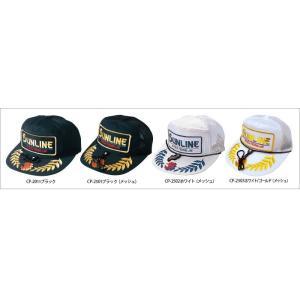 サンラインキャップCP-2011 ブラック フリーサイズ|manboo-shop