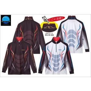 サンラインステータスPRODRYシャツSTW-5560CWライトグレー|manboo-shop