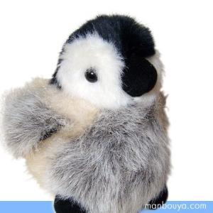 赤ちゃんペンギンのぬいぐるみ 水族館 グッズ A-SHOW(栄商) 皇帝ペンギンの仔ピピ 2Sサイズ10cm まんぼう屋ドットコム|manbouya