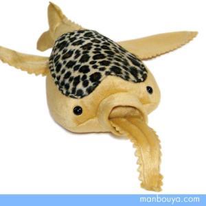 古代生物 古代魚 ぬいぐるみ・グッズ A-SHOW(栄商) お魚シリーズ ドリアスピス 30cm まんぼう屋ドットコム|manbouya