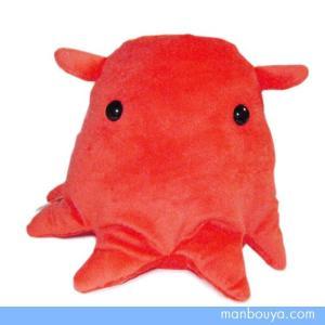 メンダコのぬいぐるみ 水族館 グッズ 深海魚シリーズ A-SHOW(栄商) メンダコ Mサイズ 20cm まんぼう屋ドットコム|manbouya