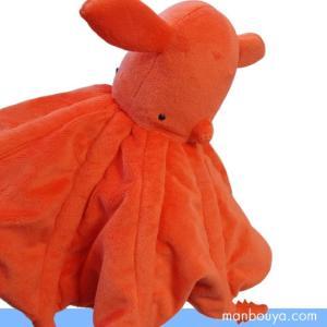 タコのぬいぐるみ 水族館 グッズ おみやげ 深海生物 A-SHOW(栄商) ヒゲナガ蛸 32cm まんぼう屋ドットコム|manbouya