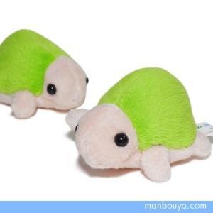 小さい海の生き物ぬいぐるみ。 人気のムニュマムお手玉シリーズ、丸い形がかわいいカメのぬいぐるみです。...