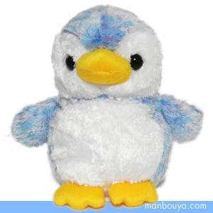 ペンギン ぬいぐるみ キュート販売 CUTE marine collection 水族館グッズ アストラペンギン ブルーM 25cm まんぼう屋ドットコム|manbouya