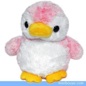 ペンギン ぬいぐるみ キュート販売 CUTE marine collection 水族館グッズ アストラペンギン ピンクM 25cm まんぼう屋ドットコム|manbouya