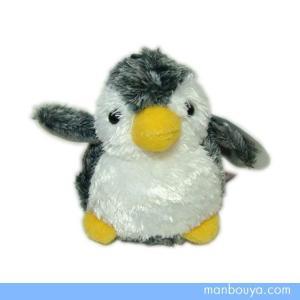 ペンギンのぬいぐるみ 水族館グッズ オーロラ社アクアキッズ ぺんぎんミニサイズ9cm まんぼう屋ドットコム|manbouya