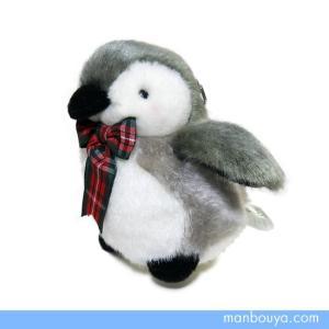 人気のぬいぐるみメーカー「たけのこ(TAKENOKO)」社ペンギンのぬいぐるみ。 キーチェーン付なの...