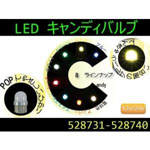 LEDバルブ LED電球型 キャンディバルブ 自動車パーツ 217|mandeichi