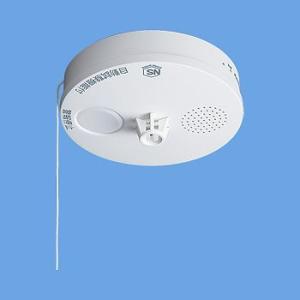 Panasonic 火災報知器 ねつ当番 SH38155 薄型電池式単独型 熱感知式|mandm