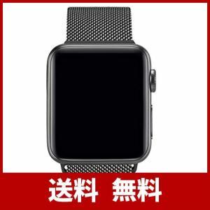 高級ステンレス製Apple Watchバンド  1.高品質の素材、強耐久性で長持ちできるし、柔らかさ...