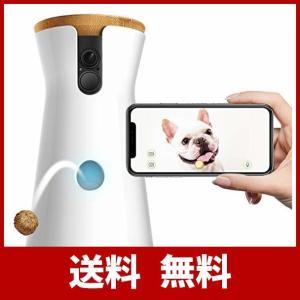 Furboドッグカメラ [飛び出すおやつ] AI通知 双方向会話 ペットカメラ 犬 留守番 見守り ...