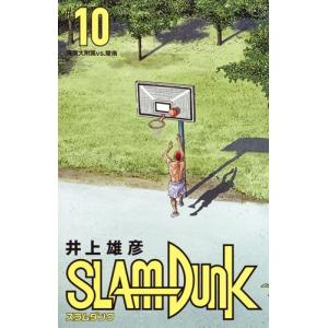 【新品】スラムダンク SLAM DUNK 新装再編版(7-10巻)【県大会前編】