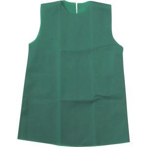 (まとめ)アーテック 衣装ベース 〔S ワンピース〕 不織布 グリーン(緑) 〔×30セット〕