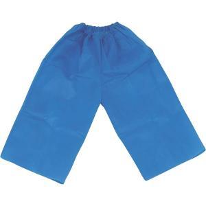 (まとめ)アーテック 衣装ベース 〔S ズボン〕 不織布 ブルー(青) 〔×15セット〕