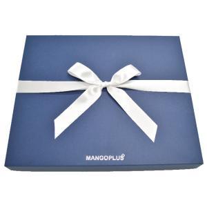 ギフトラッピング箱(リボンあり)かりゆしウェア用|mangoplus