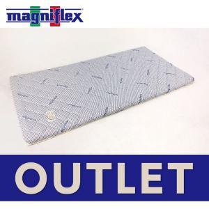 マニフレックス イタリアンフトンII(ブルー/シングル)0058 アウトレットの写真