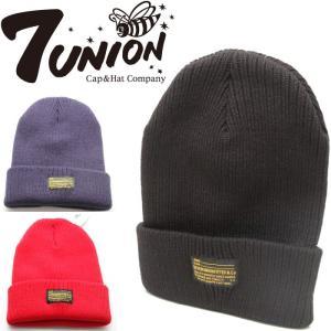 7UNION セブンユニオン メンズ 帽子 IFVW-601 Blvd BEANIE|maniac