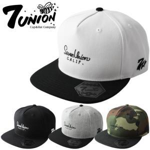 7UNION セブンユニオン メンズ 帽子 7UB-718 ADD 7UNION CALIF.|maniac
