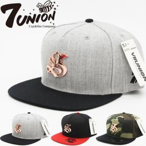 7UNION セブンユニオン メンズ 帽子 IFVW-181-Gold 7THUNDER METAL 2TONE|maniac