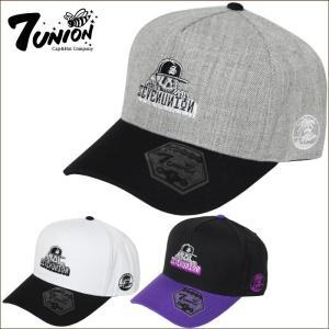 7UNION セブンユニオン ユニセックス 帽子 IAVW-145 RUSSIAN SKULL キャップ|maniac