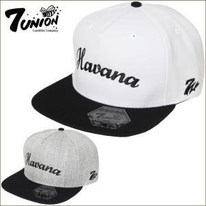 7UNION セブンユニオン ユニセックス 帽子 IAVW-155 HAVANA CLUB キャップ ハット|maniac