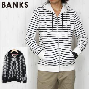 日本正規代理店品 BANKS バンクス メンズ トップス AFL0045 SALT FLEECE maniac
