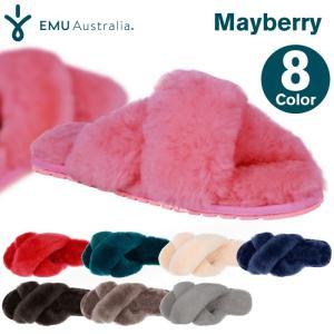 期間限定価格 日本正規品 emu エミュー ファーサンダル  Mayberry メイベリー W11573 シープスキン|maniac