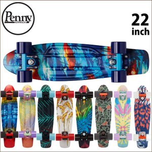 """Penny Skateboard ペニー スケートボード Penny GRAPHICS Complete 22""""
