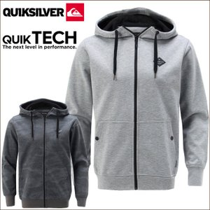 QUIKSILVER クイックシルバー メンズ パーカー QZP174011 QUIK BLOCK+ TYPE002 クイックブロック ジップパーカー|maniac