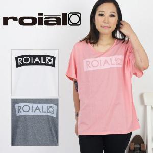 ROIAL ロイアル レディース Tシャツ GHTS02 CATCH|maniac