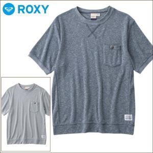 ROXY ロキシー レディース Tシャツ RDK172026 SEA OTTER TOPS|maniac
