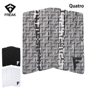 FREAK  / フリーク ショート・ロング・スキムボード用 フロントデッキパット Quatro(クアトロ|maniac