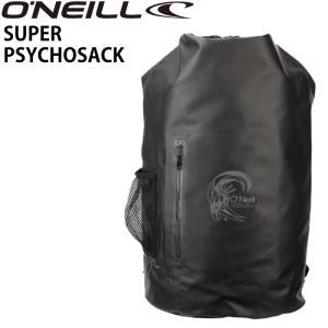 ウエットバッグ O'NEILL オニール GO-9450 SUPER PSYCHO SACK スーパーサイコサック 55L ONEILL ウェットバッグ 防水バッグ|maniac