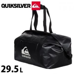 ウエットバッグ QUIKSILVER クイックシルバー QSWBDUF WET DRY DUFFLE ウエットドライダッフル 29.5L ウェットバッグ 防水バッグ