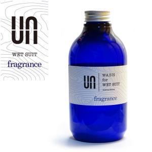 ウェットシャンプー UN アン WASH for WETSUIT fragrance ウォッシュ フレグランス 500ml