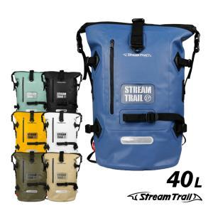 StreamTrail ストリームトレイル 防水バッグ DRY TANK D2 40L リュックサック|maniac