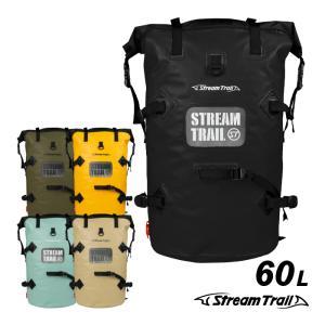 StreamTrail ストリームトレイル 防水バッグ DRY TANK D2 60L リュックサック|maniac