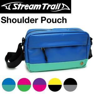 StreamTrail ストリームトレイル 防水 バッグ SHOULDER POUCH ショルダーポーチ|maniac